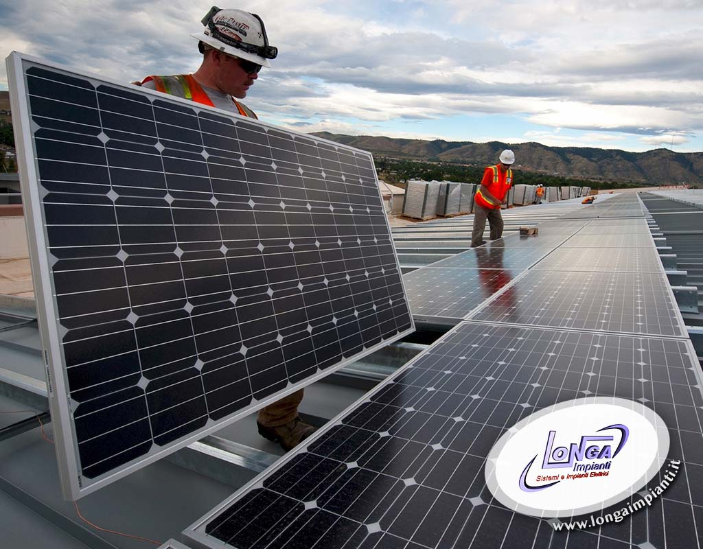 Fotovoltaico Longa Impianti