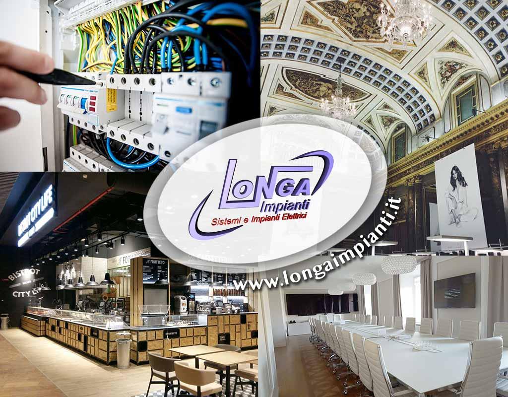 Automazione E Sicurezza Gorgonzola longa impianti: servizi elettrici di alta qualità e prestazione